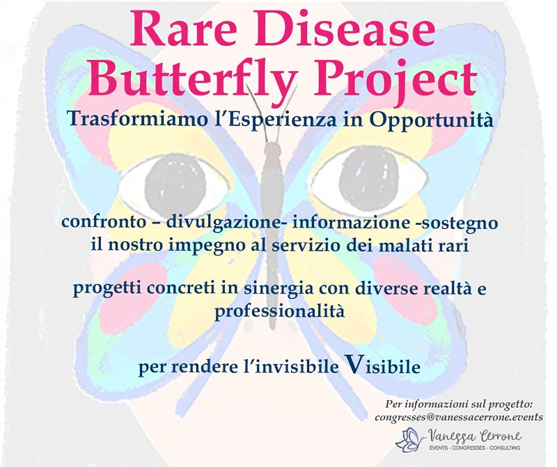 Rare disease Butterfly project